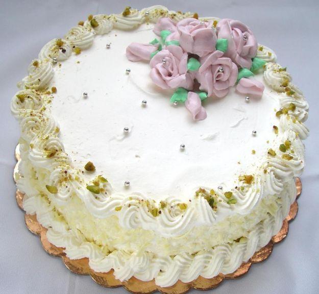 Decorazioni con la panna dolci pinterest panna - Torte salate decorate ...
