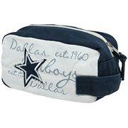 Dallas Cowboys Cosmetic Travel Kit Bag