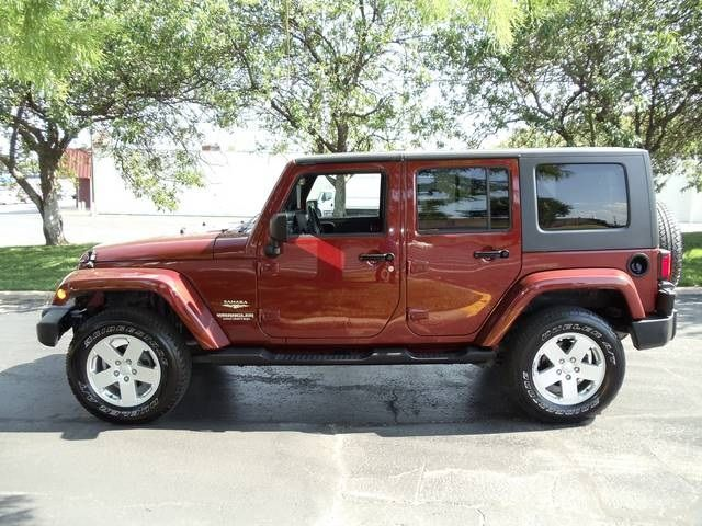 burnt orange jeep wrangler sahara this is my fun car i 39 d. Black Bedroom Furniture Sets. Home Design Ideas
