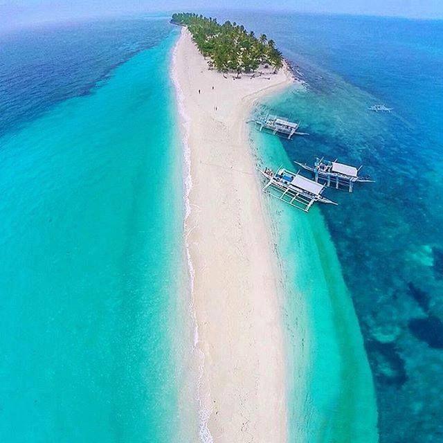 Fb Earth Porn -- Sand Bar In Kalanggaman Island, Leyte -6866