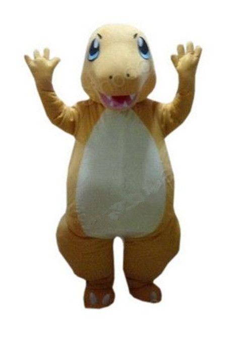 Achetez Mascotte Deguisement Costume Salamèche Pokémon Feu Dragon ...