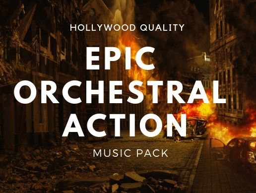 Epic Orchestral Action Music Pack Orchestral Music Unity Asset Store #Sponsored #, #Sponsored, #Action#Orchestral#Epic#Audio