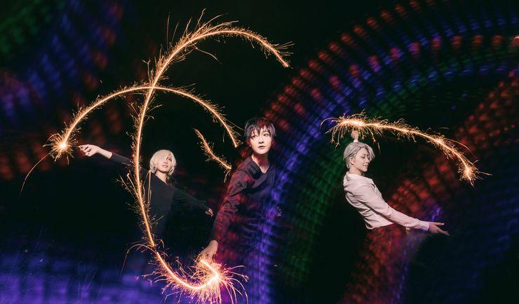 Yuri on ICE - Liu(流) Katsuki Yuri, Hana(泣花冥) Victor Nikiforov Cosplay Photo - Cure WorldCosplay