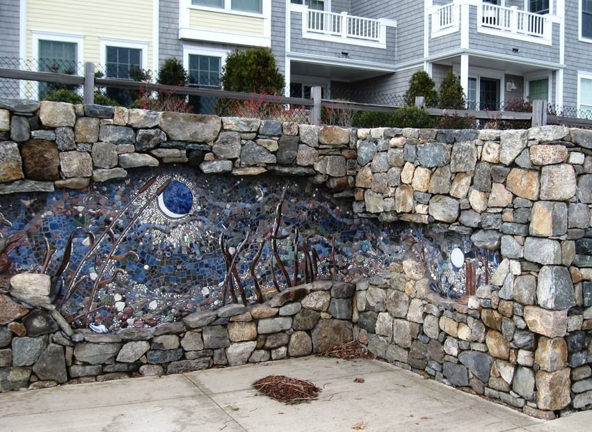 Tile mural Mika Seeger - Google Search