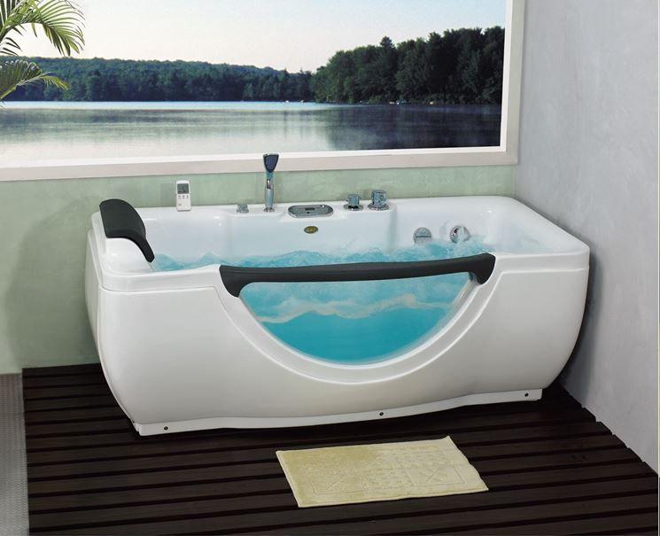 Vasca da bagno idromassaggio | interior design e dintorni ...