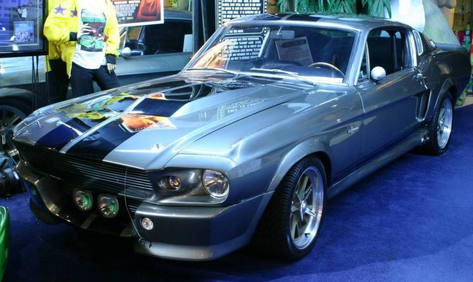 First Eleanor Mustang