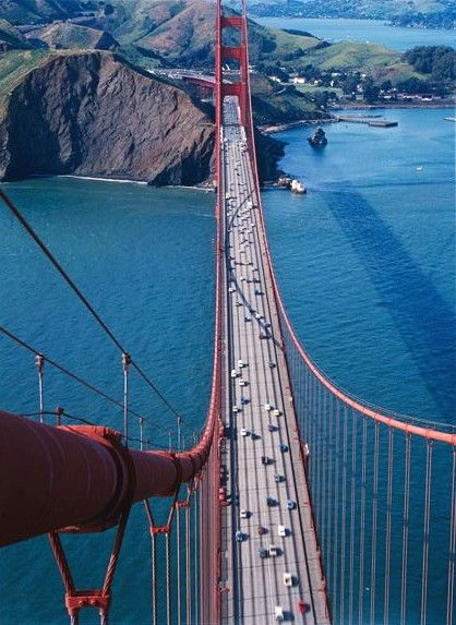 Golden Gate Bridge San Francisco Passport 2go Usa