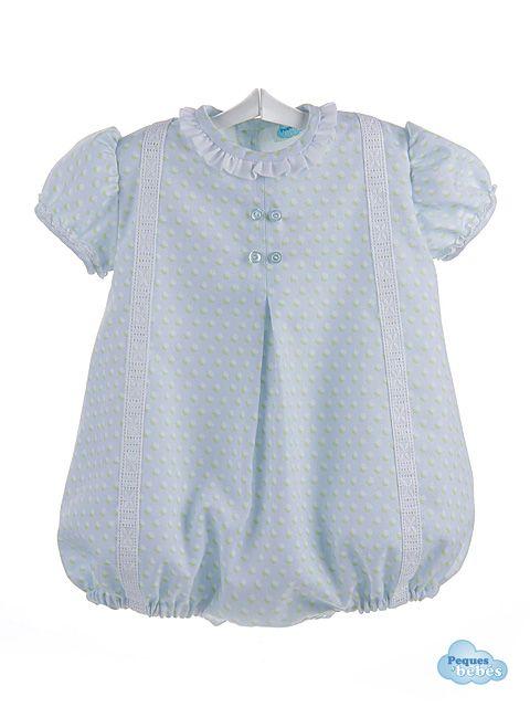 d3e2aa0f2 Ranita para bebé celeste con estampado blanco http   www.pequesybebes.es  ranitas-peleles-bebe-invierno 344-ranita-para-bebe-exclusiva.html