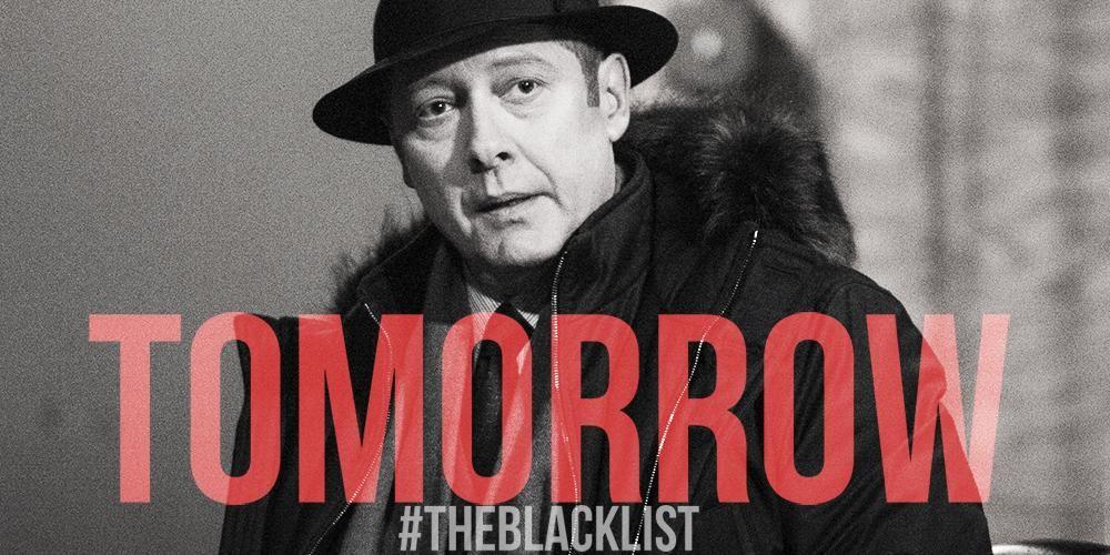 The Blacklist on The blacklist, Twitter, Red
