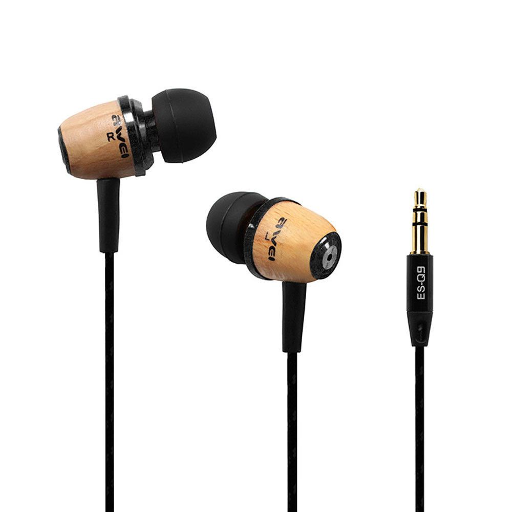 Pc Mp3 Earphone Awei Q9 Headset