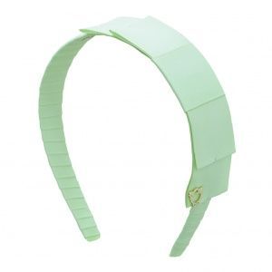 Headband by Sereni & Shentel. Block Party in Mint. Made in Borneo. Shop here: http://sereniandshentel.com/block-party/772-block-party-mint.html $20