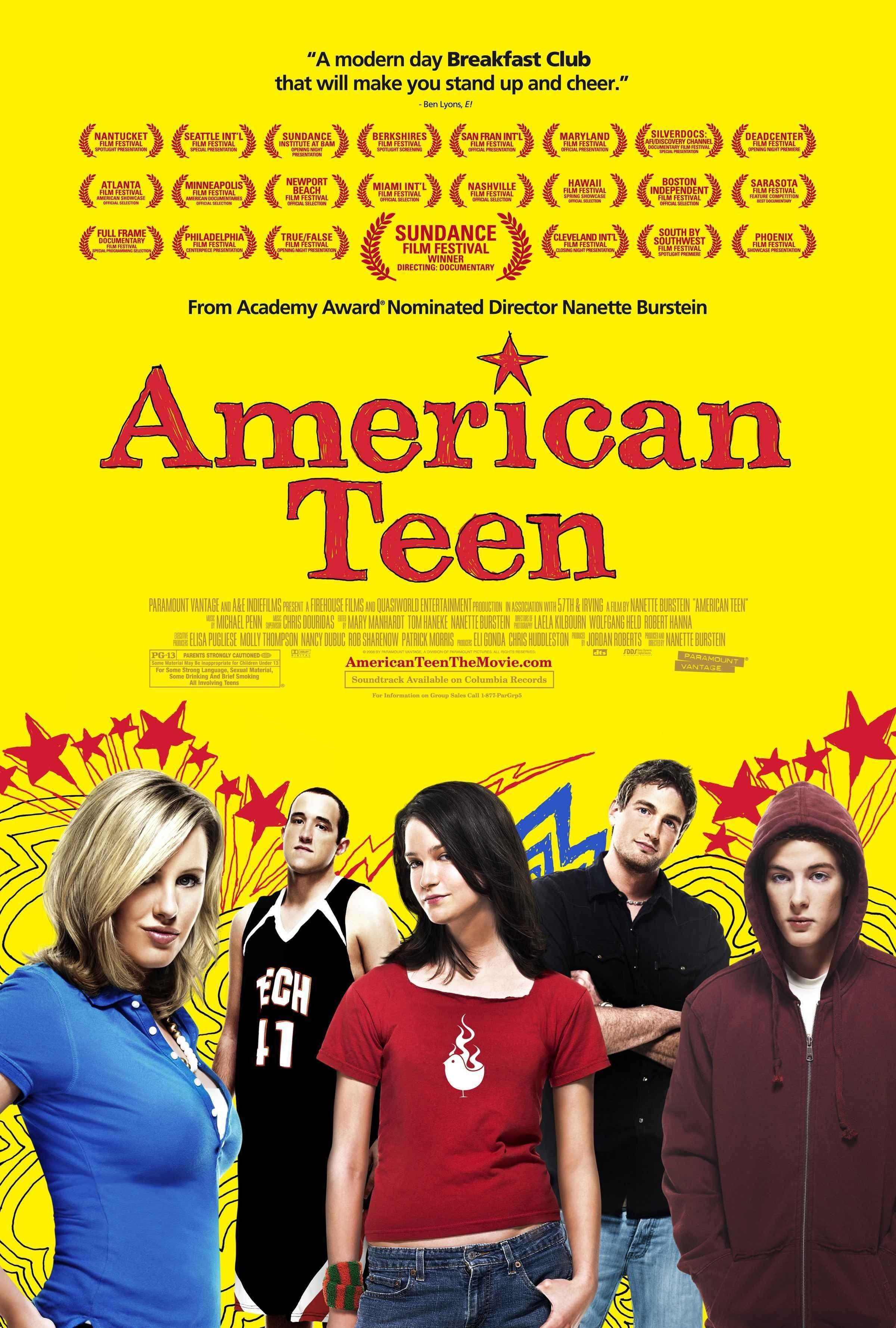 American teen is much