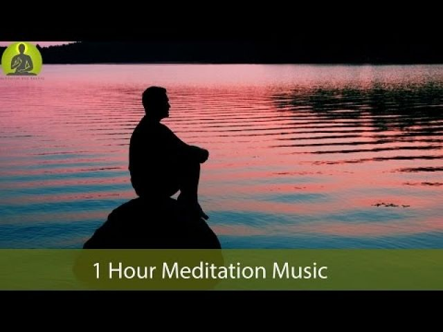 1 Hour Meditation Music Relax Mind Body - Relaxing Music, Healing