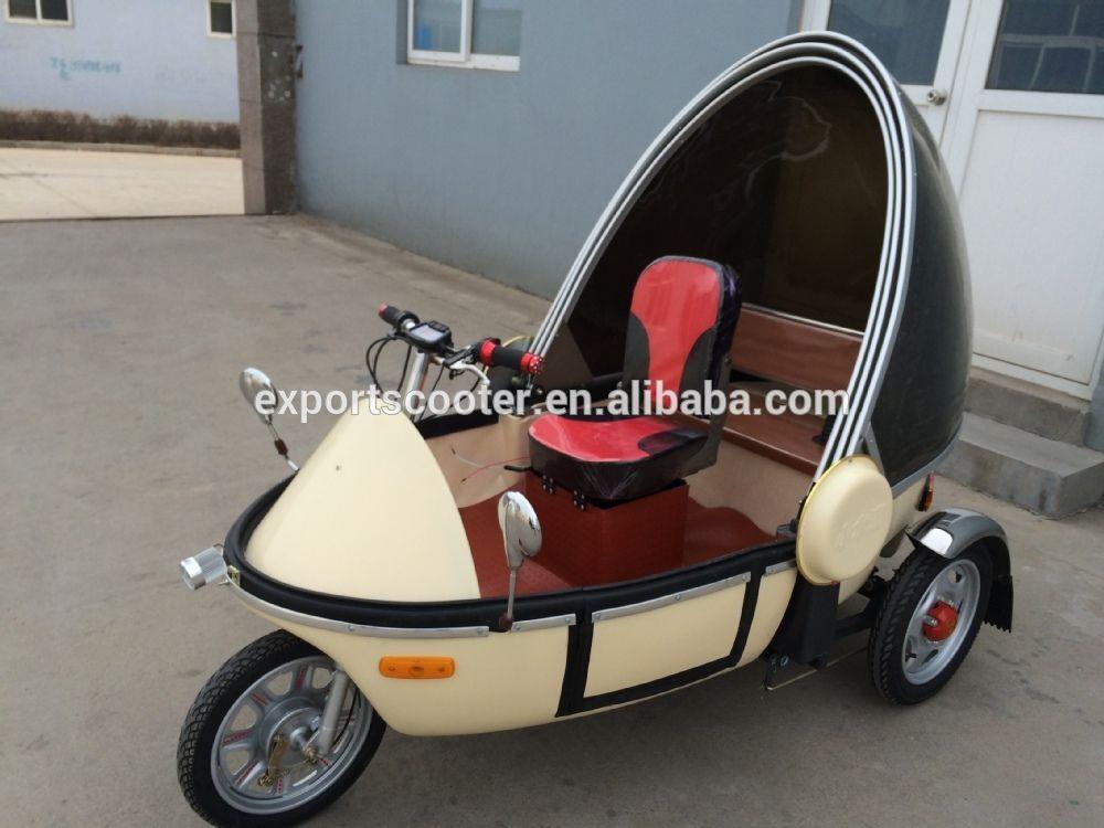 Nuevo dise o el ctrico de tres ruedas e triciclo tres for Disenos de motos