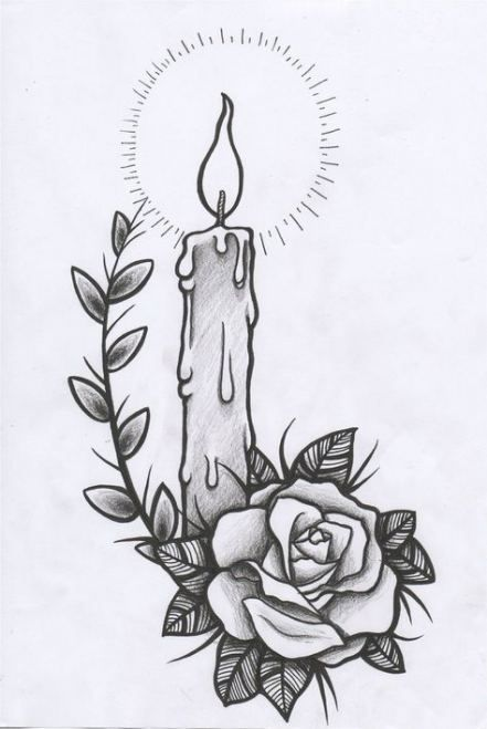 Photo of 66 trendige Blumen Tattoo Designs Skizzen Rose