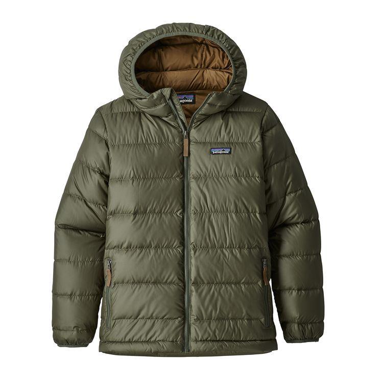 91fe0de171df Boys  Hi-Loft Down Sweater Hoody