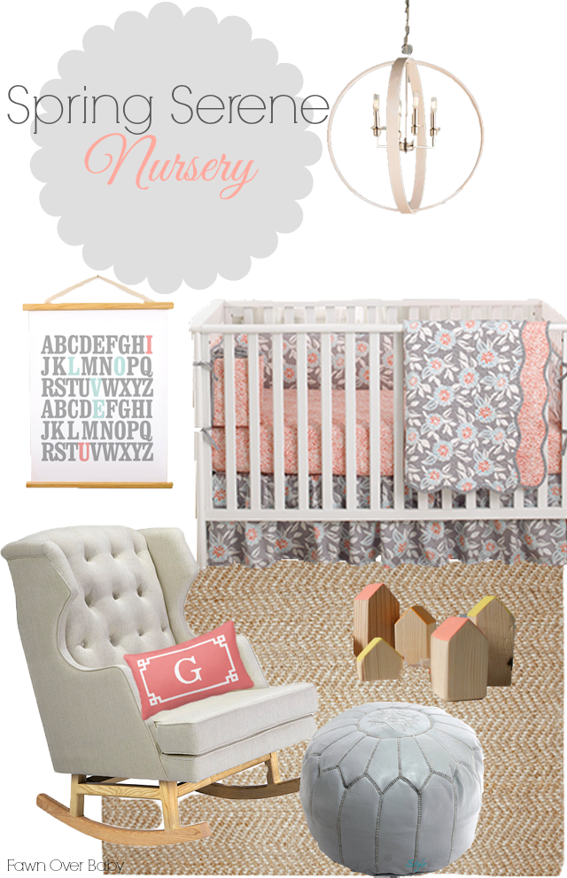 Balboa Baby Bedding Inspired Nursery Design Grey Dahlia Suddenlyspring Balboababy