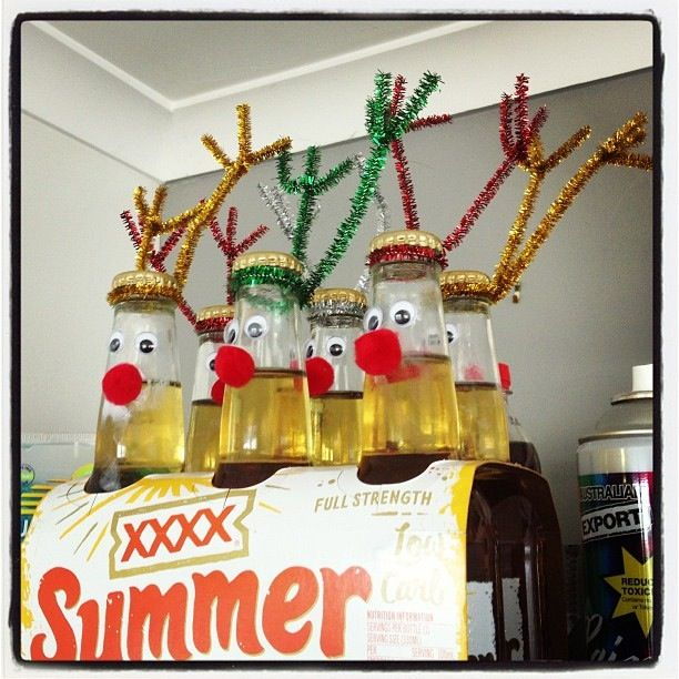 Xmas gift -- crafts!