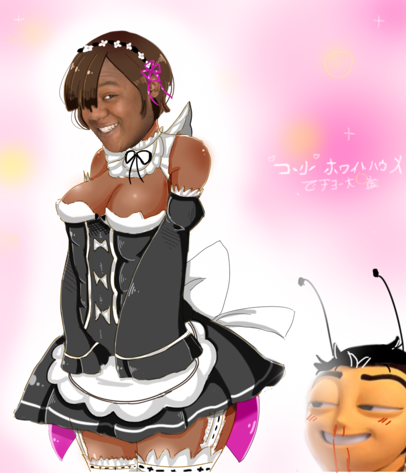 Cory In The House Anime Season 3 Maid Cory Scene By Https Sanicgee8 Deviantart Com On Deviantart Cory In The House Anime Season 3