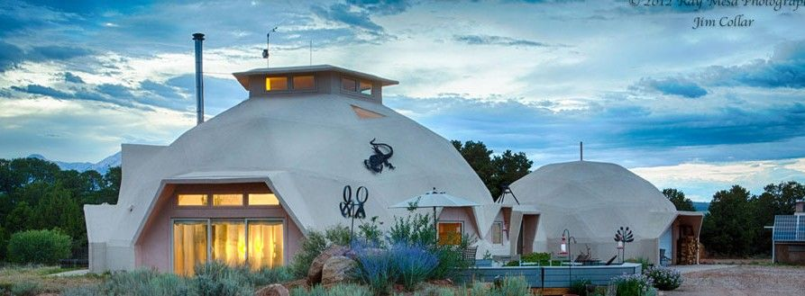 Concrete Home Kits from American Ingenuity Aidomes com