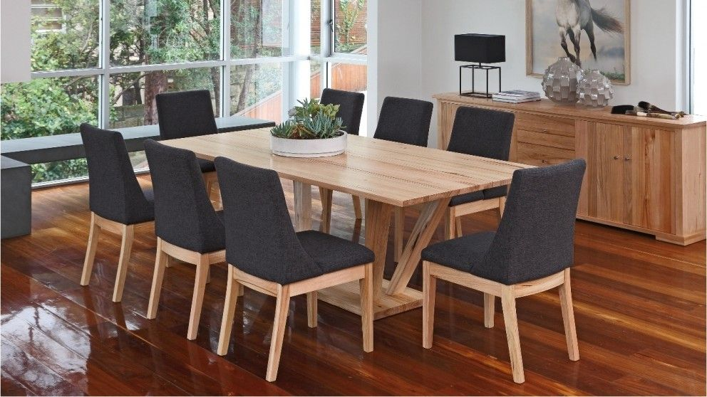 California 9 Piece Dining Suite Dining Furniture