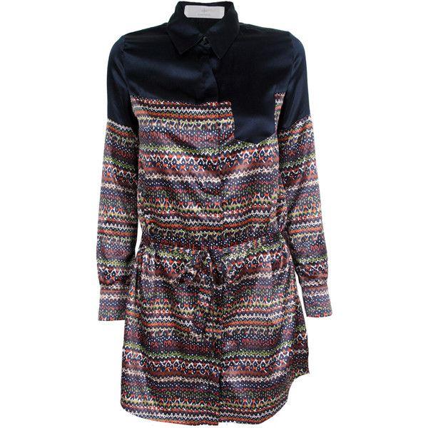 Thakoon Addition Hidden Pocket Shirt Dress ($162)