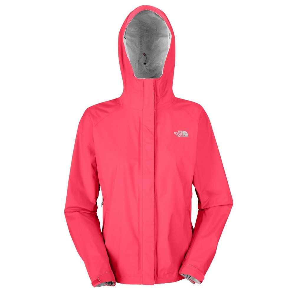 want this coral north face rain jacket! | My style | Pinterest ...