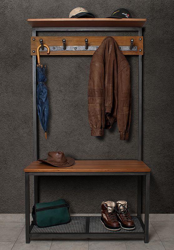 Deco loft muebles muebles de dise o estilo industrial for Muebles de diseno industrial