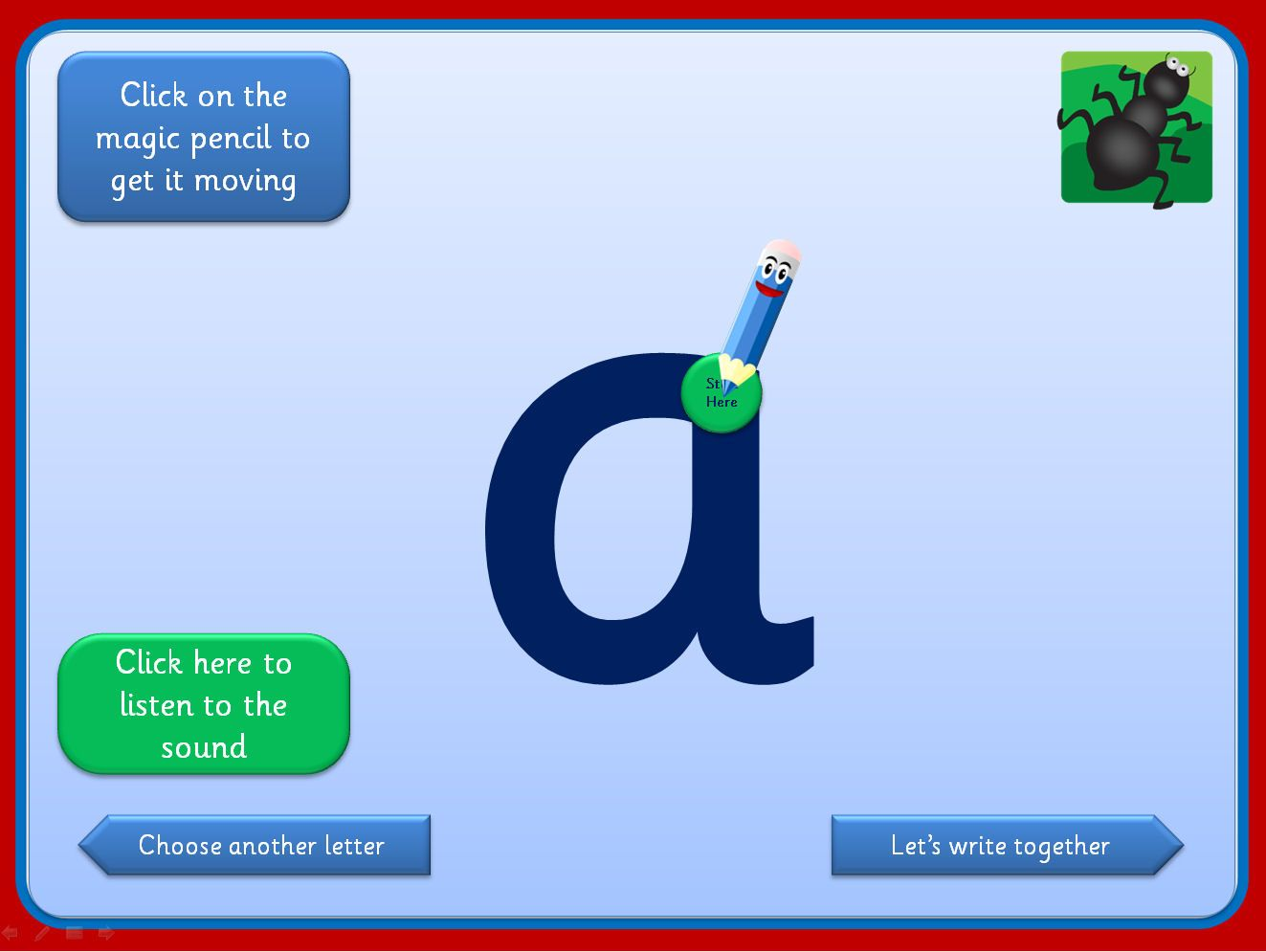 Interactive Letter Formation Activities That Are Suitable