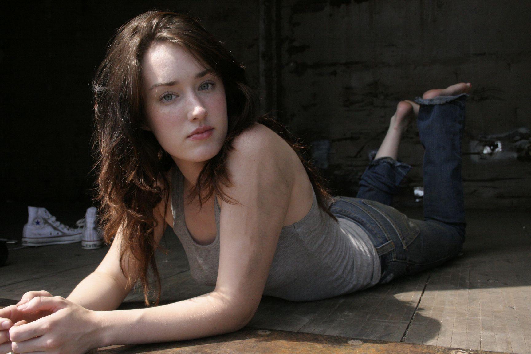 Ashley Johnson (Ellie: The Last Of Us) | Voice Actors