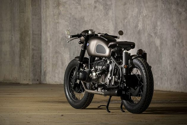 BMW R80 Mobster by ER Motorcycles 4