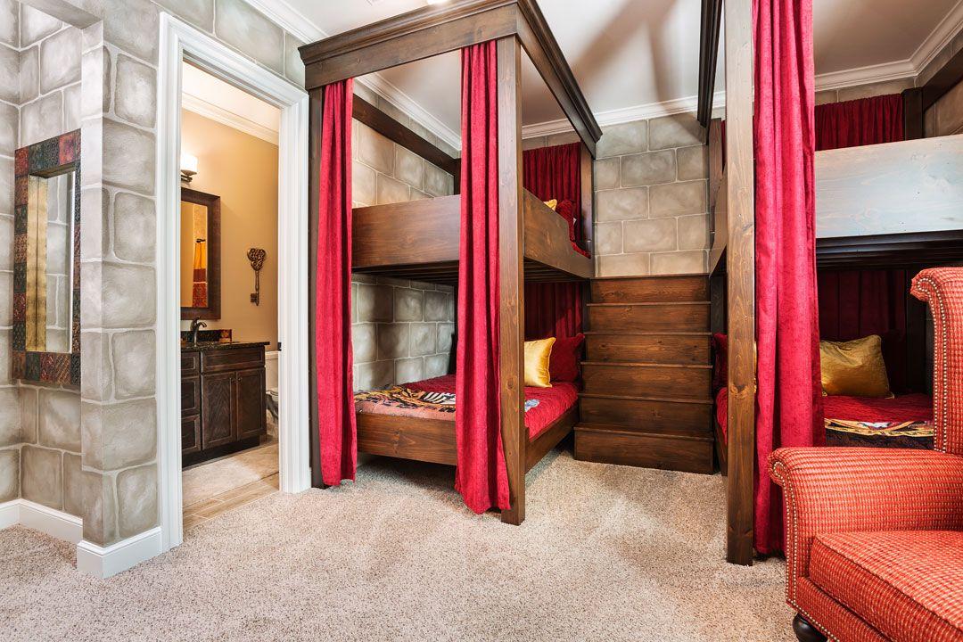 445 Muirfield Loop Own Fullhouse Harry potter bedroom