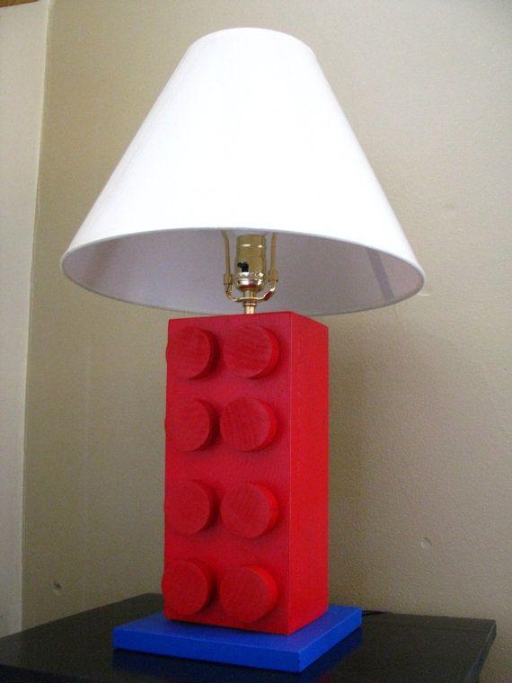 Freakinu0027 Awesome Giant Lego Lamp!