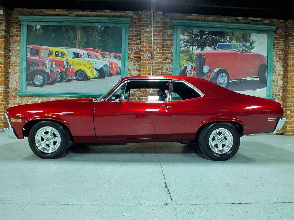 1965 chevy ii nova ss favorite cars american muscle pinterest - 1970 Chevrolet Nova