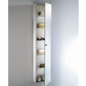 Recessed Bathroom Cabinet Tall