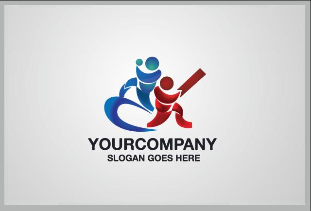 Free Cricket Logo Template Logoslice Free Logo Template Designs Logo Templates Team Logo Design Free Logo Templates