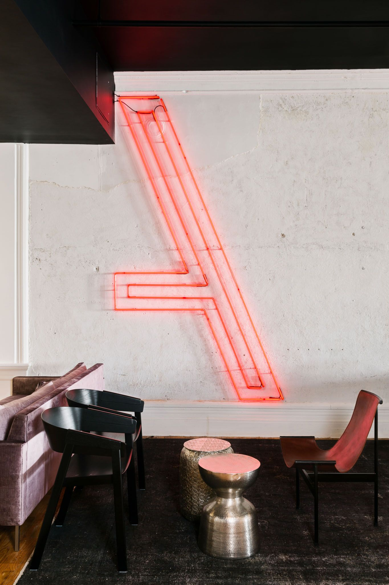 Anomaly S Edgy Office Expansion Neon