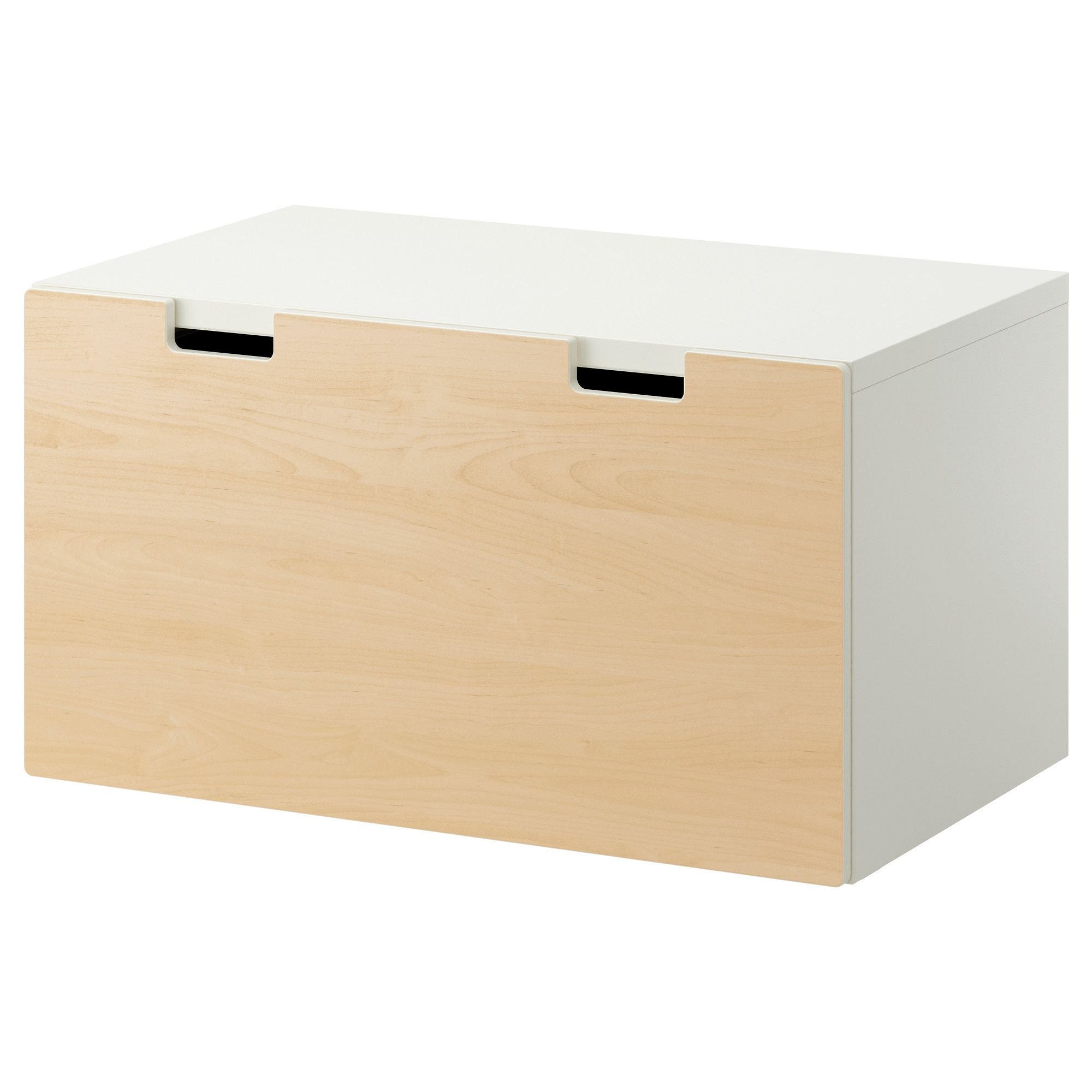 Elegant IKEA   STUVA, Storage Bench, White/blue, , Low Storage Makes It Easier For  Children To Reach And Organize Their Things.Stands Evenly On An Uneven  Floor;