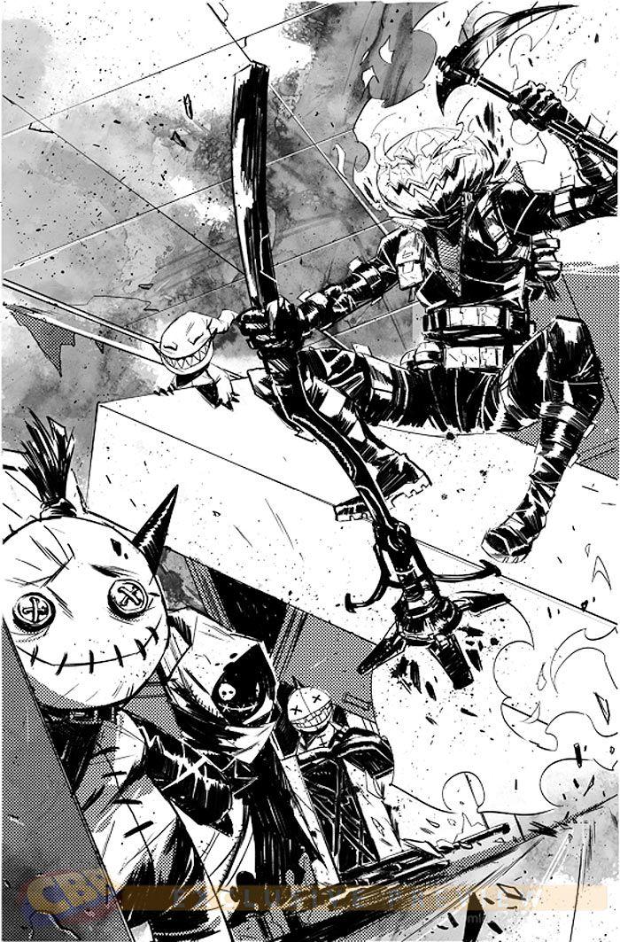 Venom n°38. by Kim Jacinto.