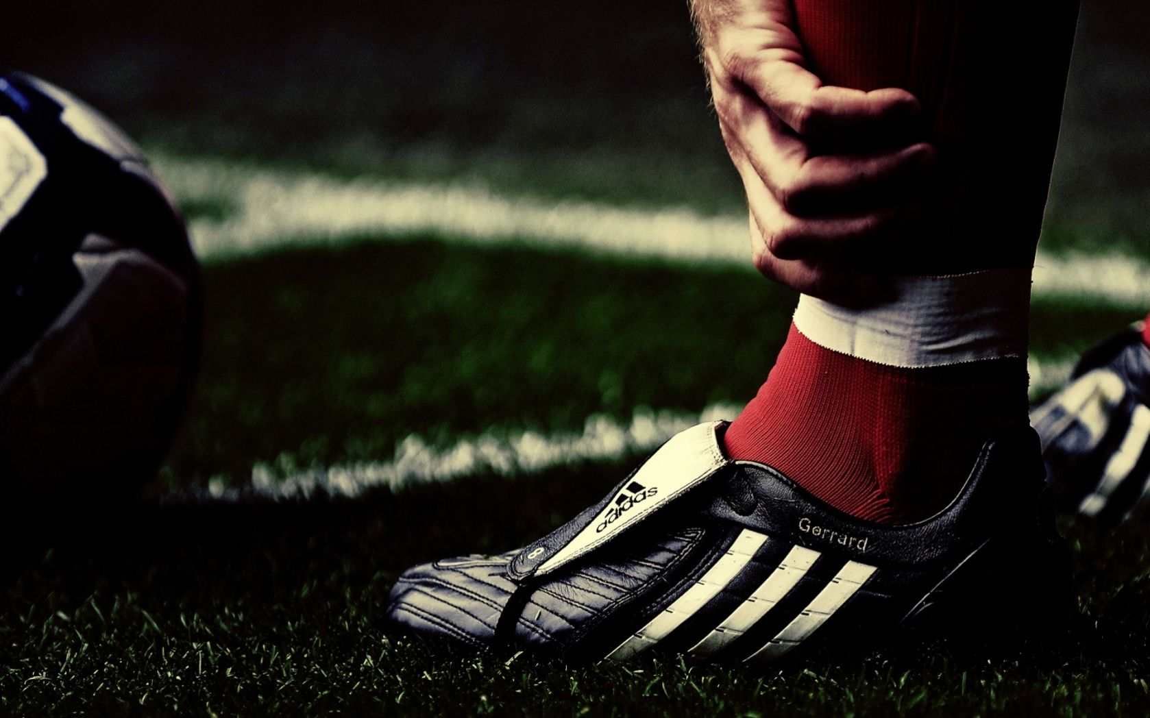 Adidas Soccer Shoe HD Wallpaper