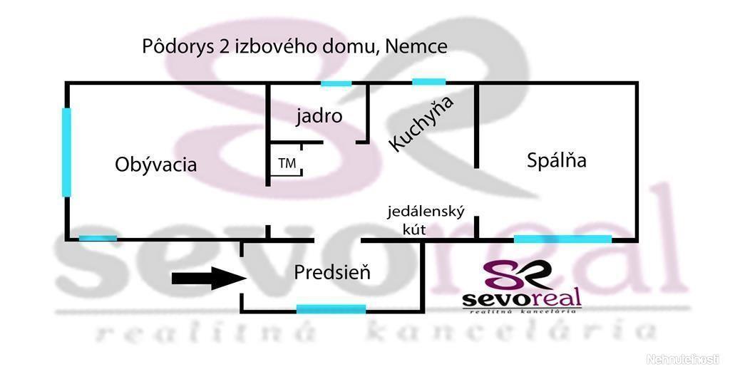c8faec77a458 TOP RODINNÝ DOM - predaj Banská Bystrica NEMCE rekonštrukcia + slnečný  pozemok