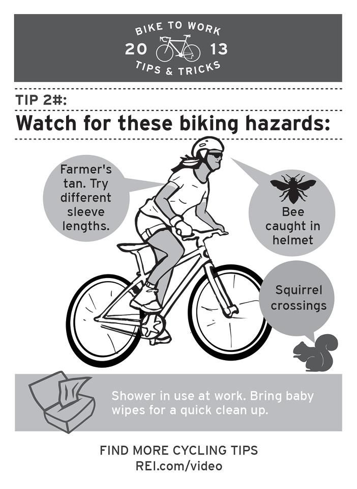 Bike To Work Tip 2 Bike Cycling Tips I Want To Ride My Bicycle