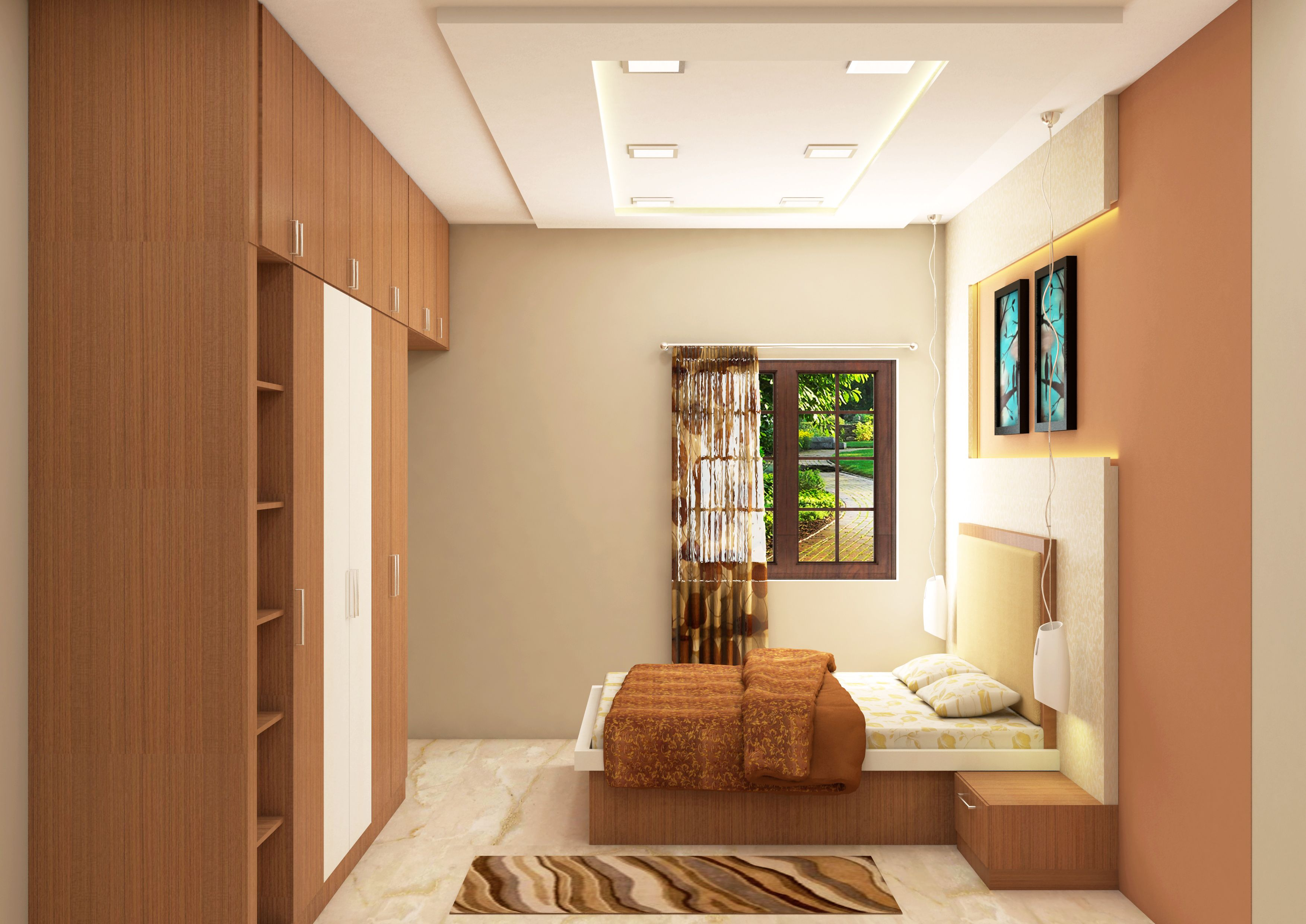 . Personalize the modular bedroom with innovative bedroom furniture