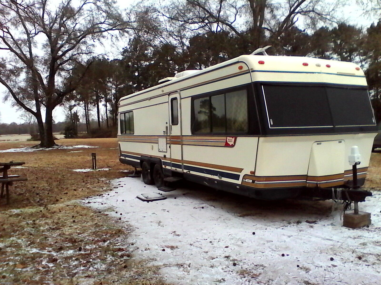 1983 32' Holiday Rambler Imperial Travel Trailer | Travel