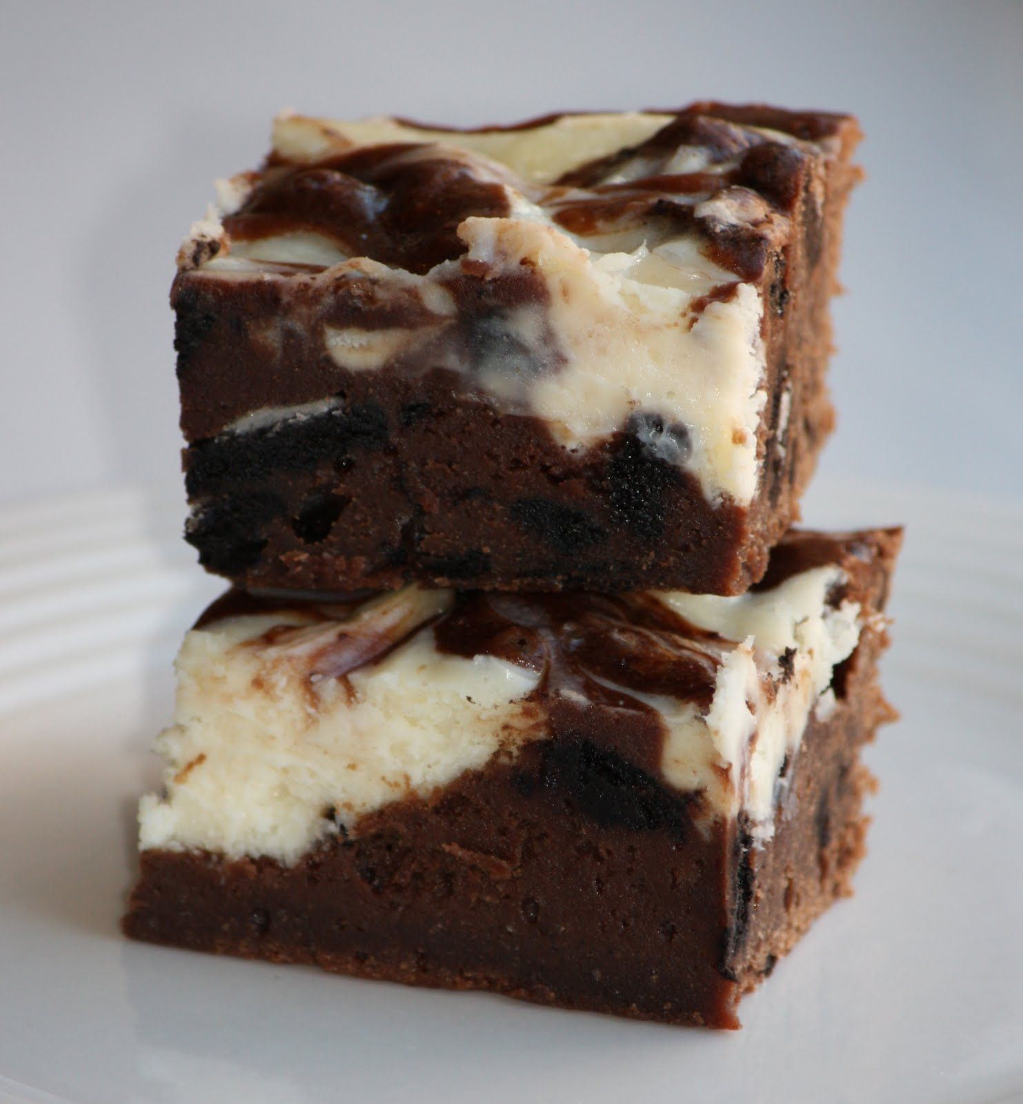 Oreo Swirl Brownies ~ great gift for the holidays!