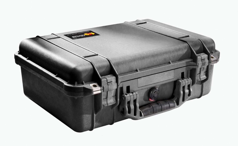Pelican 1500 Case with Foam for Camera, Black Amazon.ca