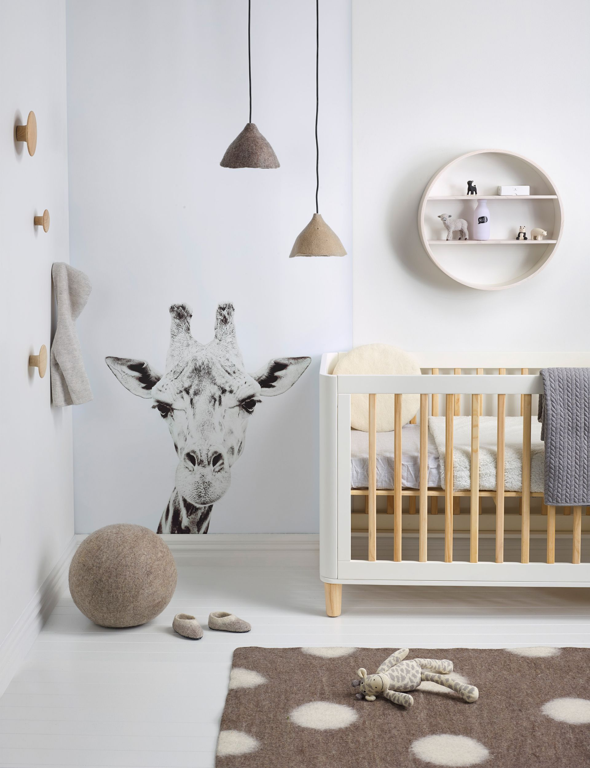 Chambre Gender How To Create A Gender Neutral Animal Themed Baby Nursery