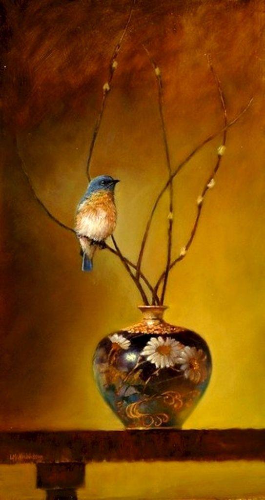 Lori McNee (1965) | Painting | Art, Still life art und ...