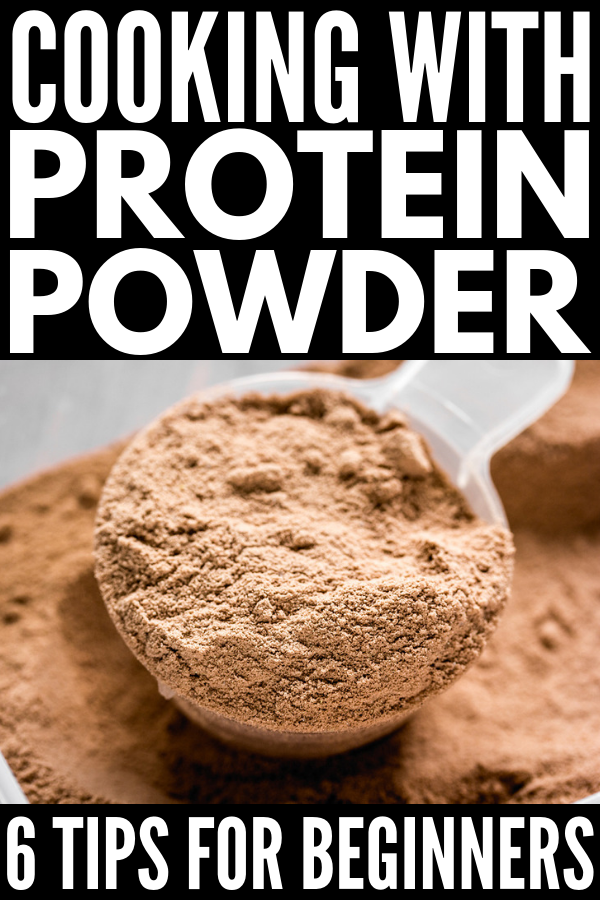 30 Protein Powder Recipes to Help You Feel Full and Lose Weight #wheyproteinrecipes