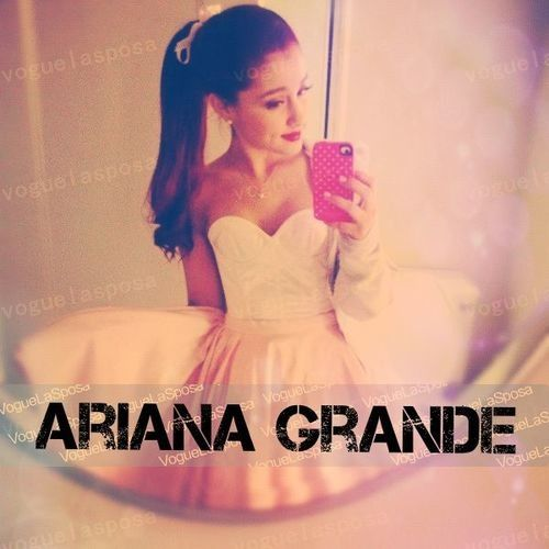 Ariana grande: she's gorgeous she talented..she's amazingly talented she's beautiful she's an inspiration she's who we look up too & she's....perfection @Ariana Bourke Grande  @Ariana Bourke Grande